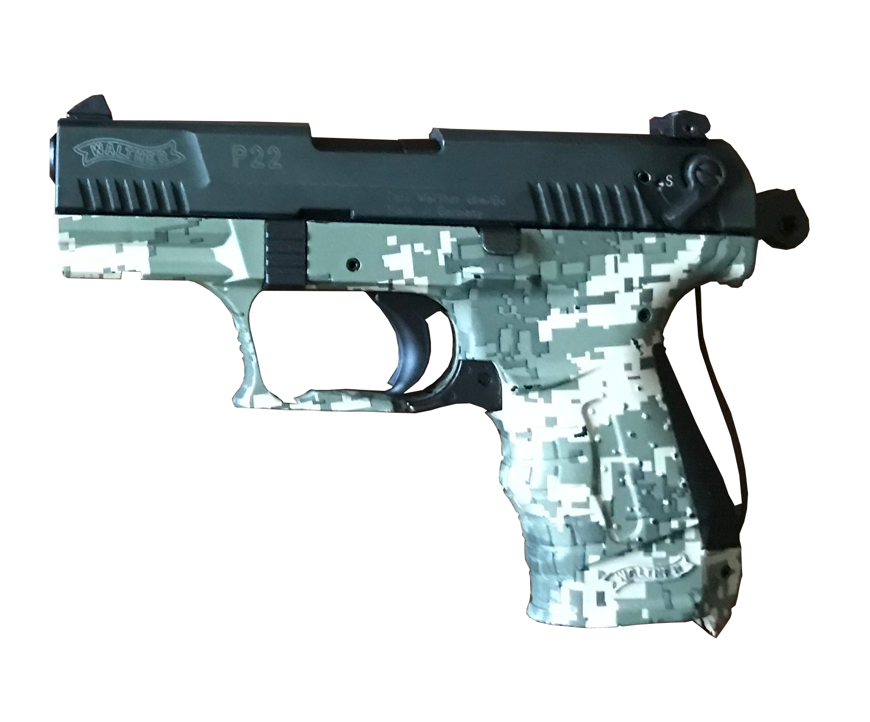 pistol expertarm